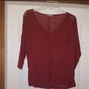 ♡Charlette Russe Top